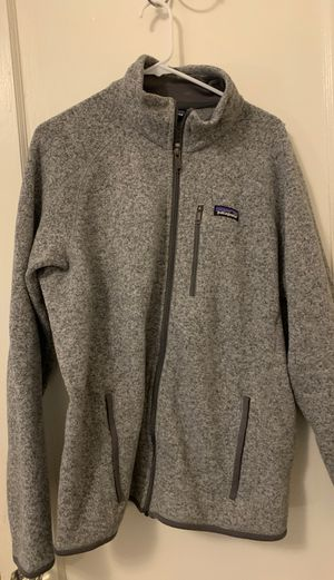 Men's Patagonia Zip Midlayer L for Sale in Portland, OR