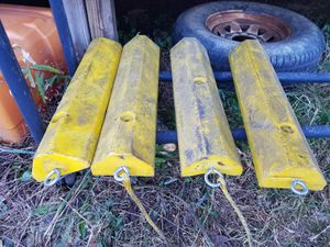 Tire chocks dual tires for Sale in Inman, SC
