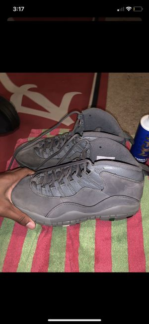 Jordan 10 size 10 for Sale in San Antonio, TX