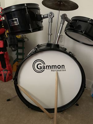 Kids Drumset : Gammon Percussion ✨ for Sale in Lakeland, FL