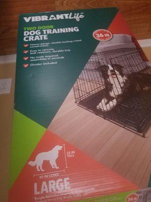 Dog crate for Sale in Elk Grove, CA