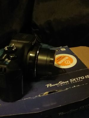 Cannon power shot sx170ls digital camera for Sale in Boise, ID