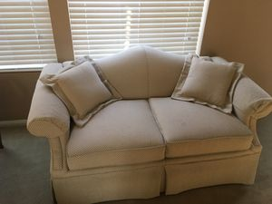 Sofa and Love Seat Set for Sale in Temecula, CA