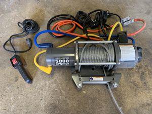 Badland 5000lb ATV Utility Winch for Sale in Escondido, CA