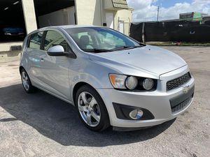 2012 Chevrolet Sonic LTZ for Sale in Miami Springs, FL