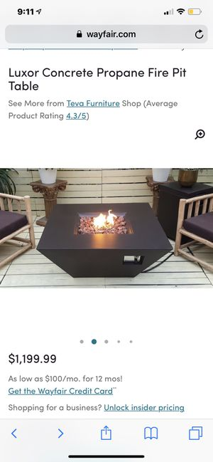 New Fire Pit for Sale in Pismo Beach, CA