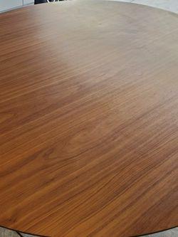 "Wood Dining Table - Height 29"" Diameter 37.5"" for Sale in South Salt Lake,  UT"