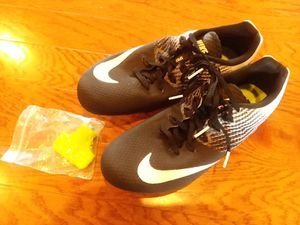 Nike racing/sprint track shoes for Sale in Elma, WA