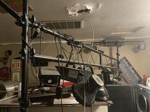 Dj equipment for Sale in Visalia, CA