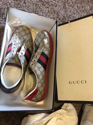 Gucci shoes for Sale in Salt Lake City, UT