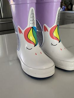 Unicorn Girls Rain Boots for Sale in Fort Lauderdale,  FL
