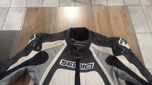 SEDICI LEATHER JACKET for Sale in Mesa, AZ