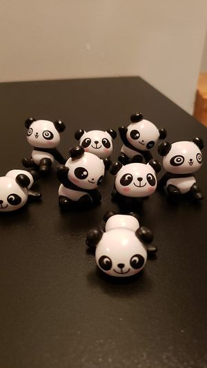 Cake Decorations: Panda Figures for Sale in Marion, OH