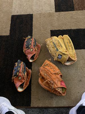 Baseball Gloves for Sale in Orange, CA