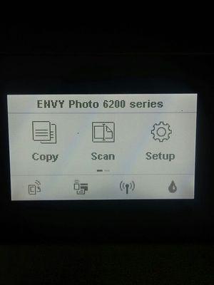 HP envoy photo 6255 wireless printer for Sale in Lubbock, TX