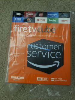 Fire TV Cube for Sale in Kirkland,  WA