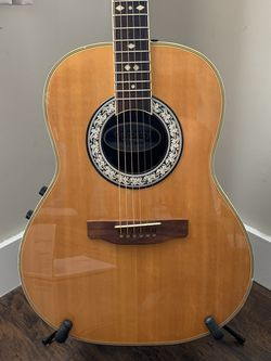 Celebrity By Ovation Electro-Acoustic Guitar for Sale in Homestead,  FL