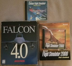 PC Airplane and Flight Games for Sale in Bonney Lake, WA