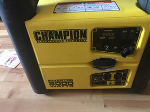 Champion inverter 2000 Watts for Sale in Buena Park, CA