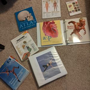 Anatomy And Physiology Bundle for Sale in Frisco, TX