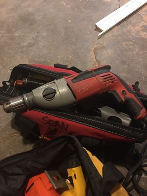 Hammer drill Milwaukee for Sale in Philadelphia, PA
