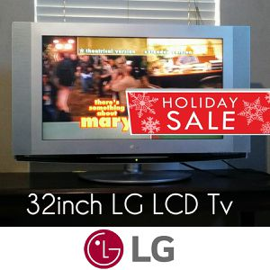 32 inch LG Flat screen TV for Sale in Hollywood, FL