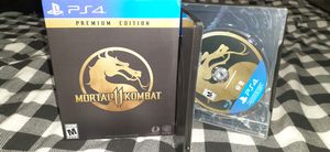 Mortal Kombat 11 Premiun Edition (brand new) for Sale in Kissimmee, FL