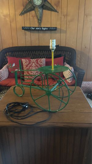 Tractor lamp for Sale in Sellersville, PA