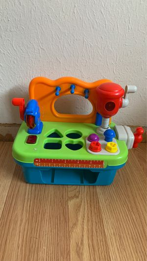 Tool learning toy for Sale in Moore, OK