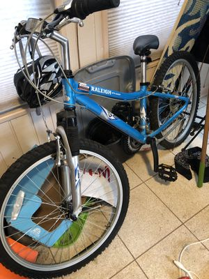 "Raleigh Mountain Scout Kids 24"" Bike for Sale in Washington, DC"
