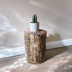 Live Edge Stump End Table for Sale in Upland,  CA