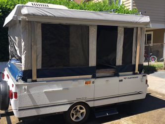 2008 Fleetwood Camper Trade/Sell for Sale in Lynnwood,  WA
