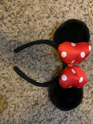Mickey mouse ears for Sale in Rancho Cucamonga, CA