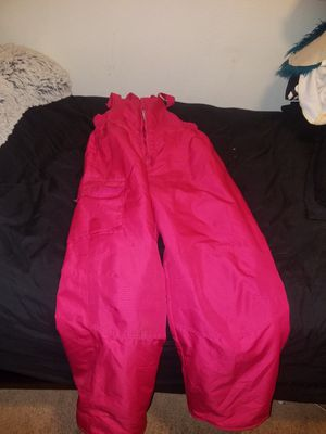 Snow bib pants for Sale in Snohomish, WA