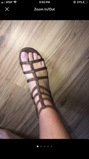 Gladiator sandals for Sale in Virginia Beach, VA