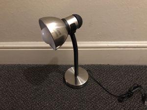 Chrome Nickel Work/Desk Lamp for Sale in San Francisco, CA