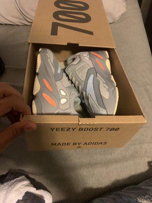 Yeezys 700 inertia Size 7 Brand new for Sale in Hyattsville, MD
