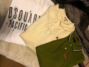 Burberry, Prada and Dsquared2 for Sale in Sacramento, CA