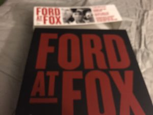 Ford at Fox cd collection for Sale in Melbourne, FL