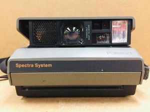 Polaroid Spectra system vintage camera for Sale in Baltimore, MD