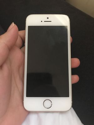 Iphone 5se 64 gigs for Sale in Gaithersburg, MD