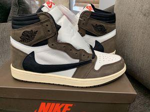 Nike Air Jordan 1 Travis Scott Size 10 for Sale in Vernon, CA
