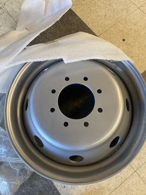 2 new. F340 Ford dually wheels never had a tire on them for Sale in S CHESTERFLD, VA