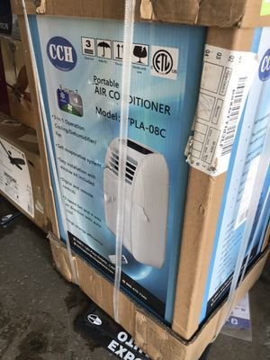 BRAND NEW CCH PORTABLE ROOM AIR CONDITIONER for Sale in Columbus, OH