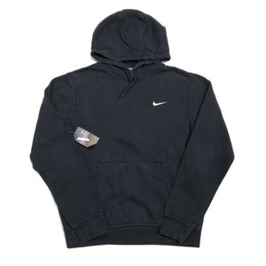 Vintage Y2K Nike Blue Tag Classic Swoosh Chest Logo Pullover Hoodie Sweater Size M Medium for Sale in Tracy, CA