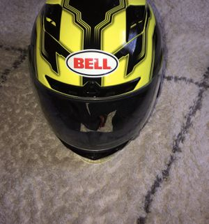 Bell motorcycle helmet size L for Sale in Washington, DC