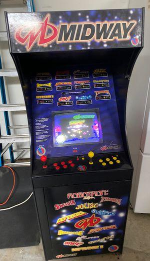 Midway big games arcade classics arcade machine for Sale in Temecula, CA