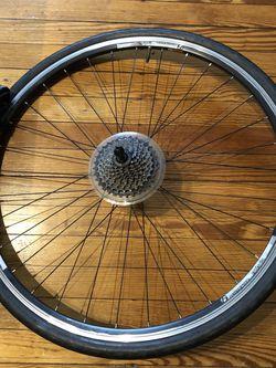 Bicycle Rear Wheel Nebula 700C x 32mm for Sale in Washington,  DC