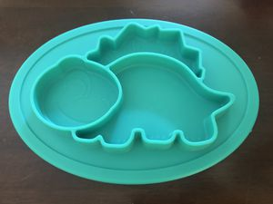 Toddler Dino plate for Sale in Mill Valley, CA