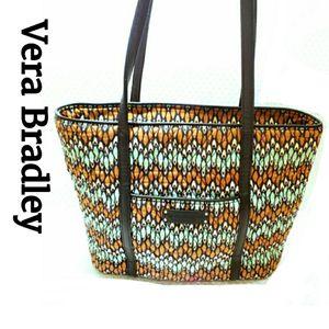 Vera Bradley Tote in Sierrra Stream Retired Bag for Sale in Baytown, TX
